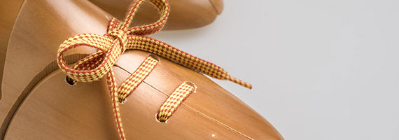 Acquista lacci per scarpe bicolore personalizzabili