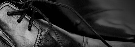 Vendita lacci cerati per scarpe classiche inglesi