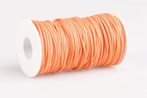 Acquista Cordino tondo cotone Arancio