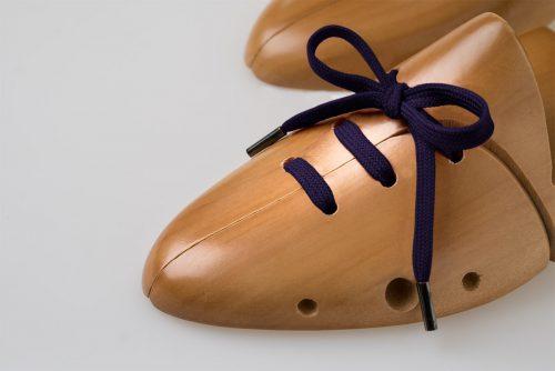 laccio piatto cotone puro al cento per cento per scarpe sportive adidas nike tod's all star