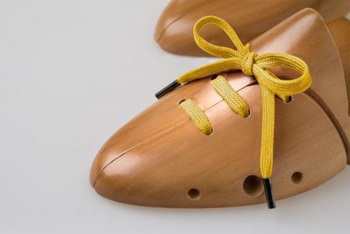 laccio piatto cotone giallo canarino cotone puro al cento per cento scarpe colorate giovanili all statr converse