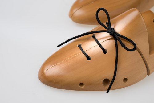 lacci neri scarpe sportive in cotone in vendita