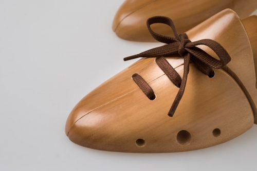 lacci scarpe colore caffè marrone ecologico vegan made in Italy