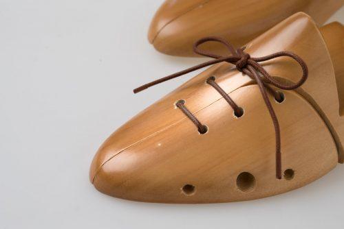acquista lacci cerati cotone puro bio cammello scarpe eleganti