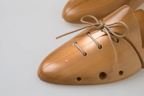 compra lacci tondi cerati avana scuro scarpe classiche eleganti avana scuro