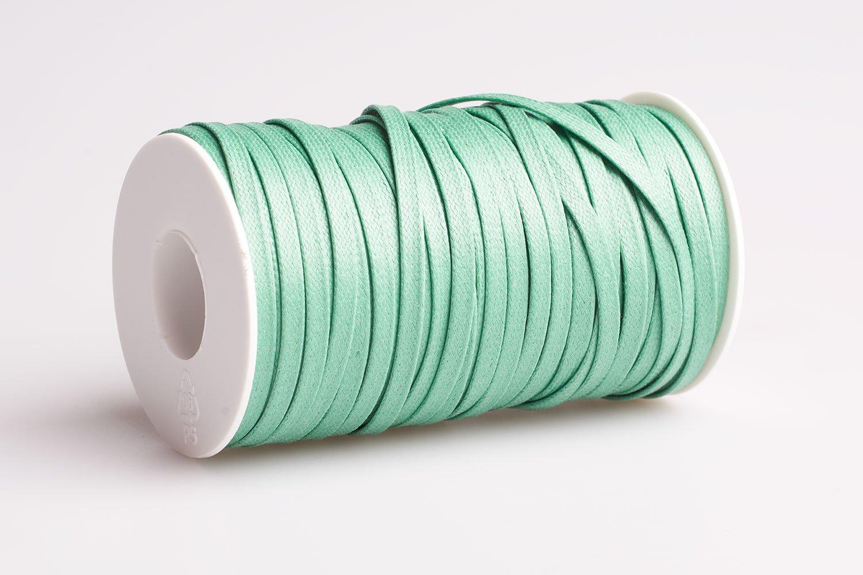 Acquista Cordino piatto cerato Verde - Laccioteca af9740ffd0b