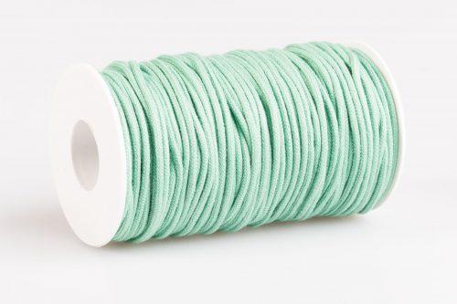 acquista cordoncino cotone filo bigiotteria verde
