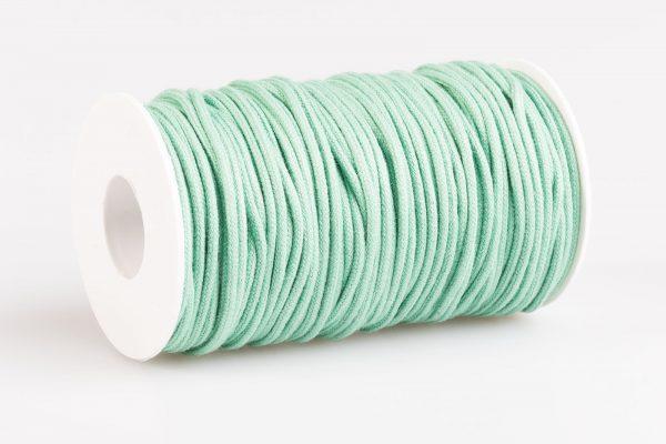 Acquista Cordino tondo cotone Verde