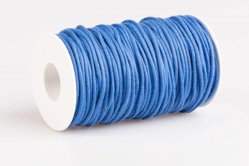 Cordino tondo in cotone azzurro blu acquista italia